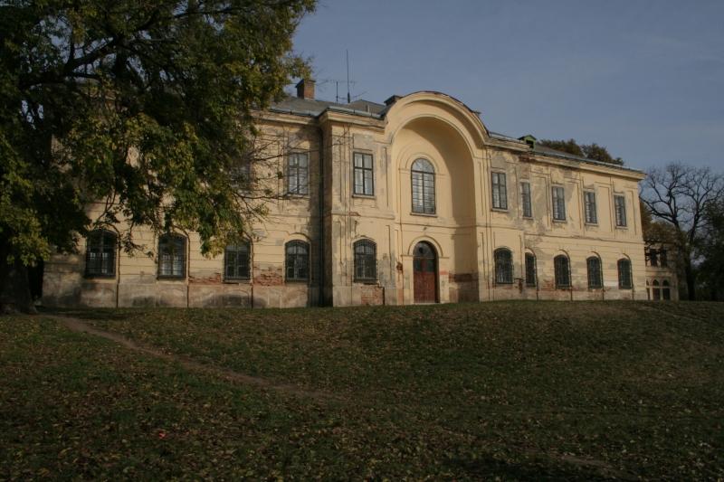 Perkáta - Győry kastély
