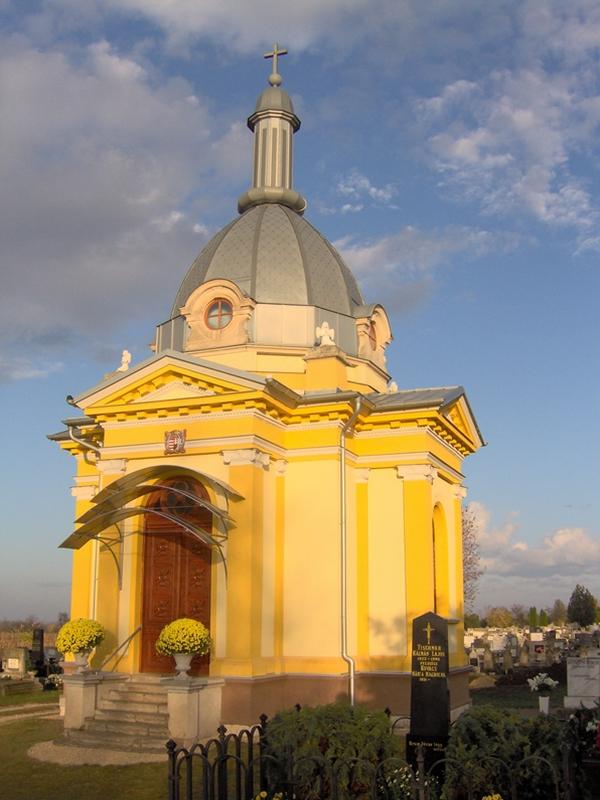 Perkáta Nagyközség - Galgoczy-kápolna