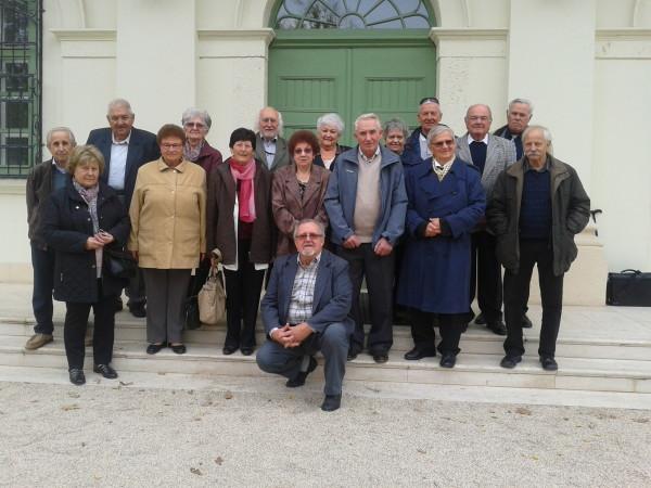 60.éves iskolai találkozó Perkátán