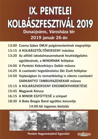 00. A Kolbaszfesztivál_2019-es plakátja