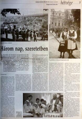 Dunaújvárosi Hírlap Csíksomlyó